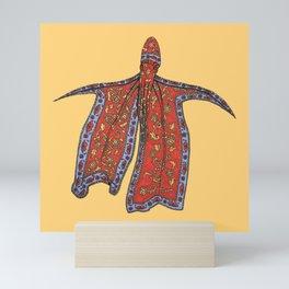 Persian Rug Octopus Mini Art Print