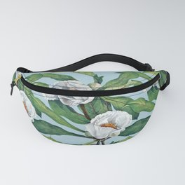 Franklin tree flowers Fanny Pack