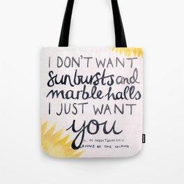 Anne Shirley  Tote Bag
