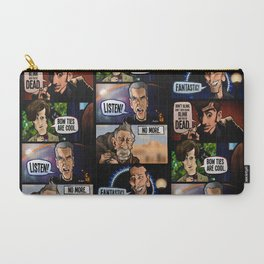 New Who Carry-All Pouch