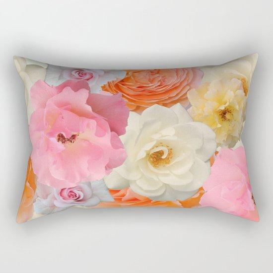 Bear witnes to the beauty Rectangular Pillow