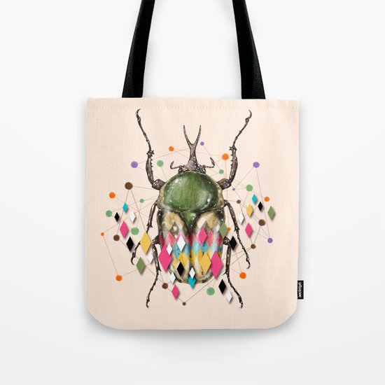Insect VII Tote Bag