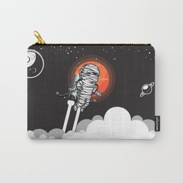 Mummy on Space Journey Carry-All Pouch