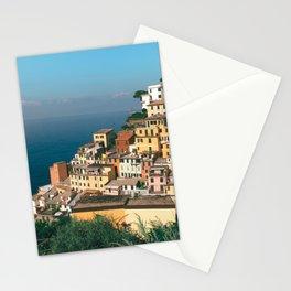Riomaggiore, Italy Stationery Cards