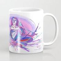 zen Mugs featuring Zen by garciarts
