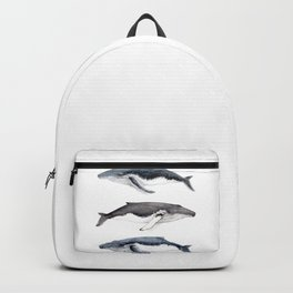 Humpback whales Backpack