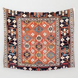 Shirvan East Caucasus Rug Print Wall Tapestry