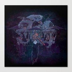 Vampire Jams Canvas Print