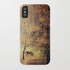 Thicket iPhone X Slim Case