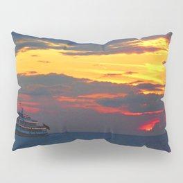 Sunset Light Pillow Sham