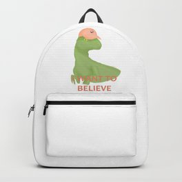I Want To Believe Backpack