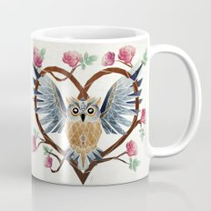 lovely owl Coffee Mug