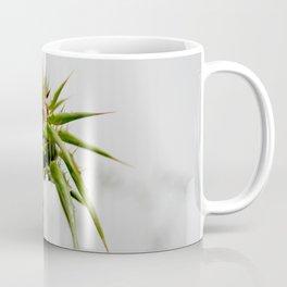 Thistle bud and snail Coffee Mug