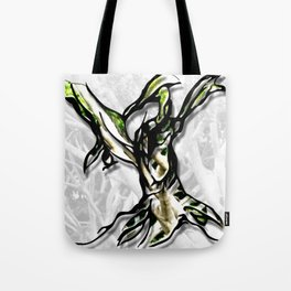 Let Your Roots Guide You Tote Bag