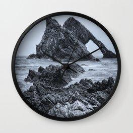 Bow Fiddle Rock Wall Clock