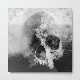 Perspective (Black & White version) Metal Print