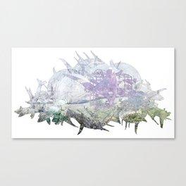 Jet-i-son Canvas Print