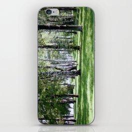 Peterhof Woods iPhone Skin