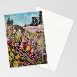 Michigan Dune Flowers Stationery Cards