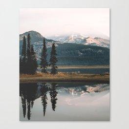Sparks Lake Canvas Print