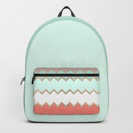 AVALON CORAL MINT Backpack