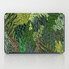 Leaf Cluster iPad Case