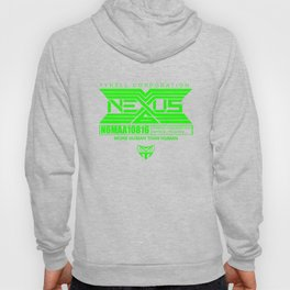 NEXUS 6 - more human than human Hoody