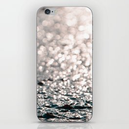 Shiny water iPhone Skin