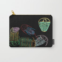 Cambrian Era Trilobites 2 Carry-All Pouch