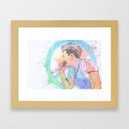 Happy818GDay Framed Art Print