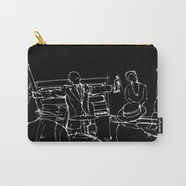 The great Satchmo Carry-All Pouch