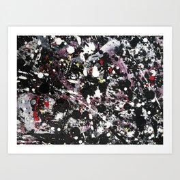 "Motus Nunc et Hie Series ""Another Bronx War Story"" Art Print"