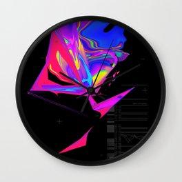 andromeda paradox_ Wall Clock