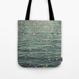 Sea Glitter (vintage) Tote Bag
