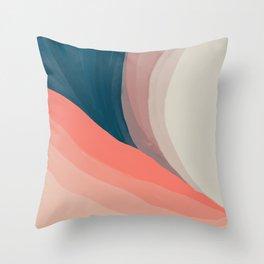 Unforced Rhythms  Throw Pillow
