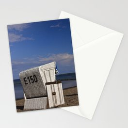 beach chair no E 150 Stationery Cards