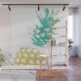 Pinnaple delight Wall Mural