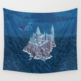 Hogwarts series (year 6: the Half-Blood Prince) Wall Tapestry