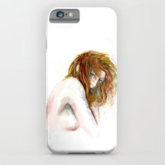 Hidden girl iPhone 6s Slim Case