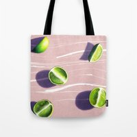 fruit Tote Bags featuring fruit 10 by LEEMO