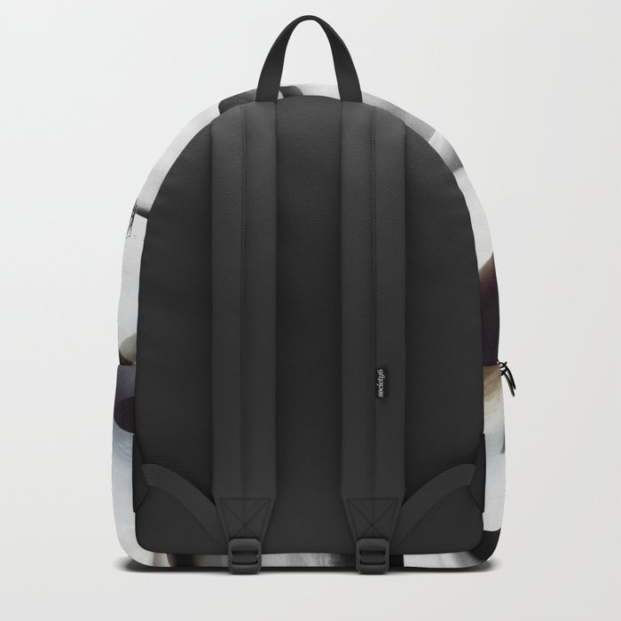 We all need isolation Backpack