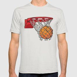 ball basket T-shirt