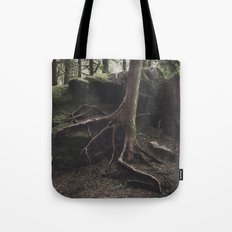 Finding Ground Tote Bag