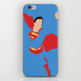 Kal-El iPhone Skin