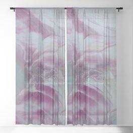 SHY Sheer Curtain