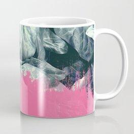Pink Sorbet on Jungle Coffee Mug
