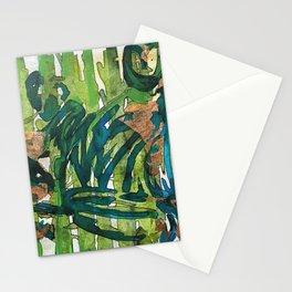 Meditation Act Stationery Cards