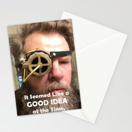 It Seemed like a GOOD IDEA at Time! Stationery Cards