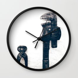 Working Partner Wall Clock