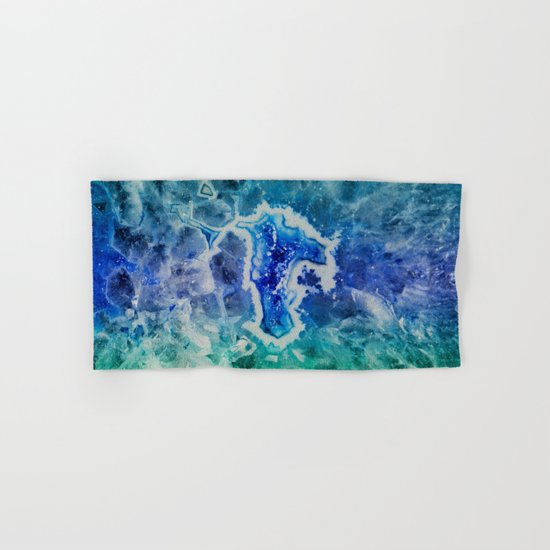 MINERAL MAZE Hand & Bath Towel